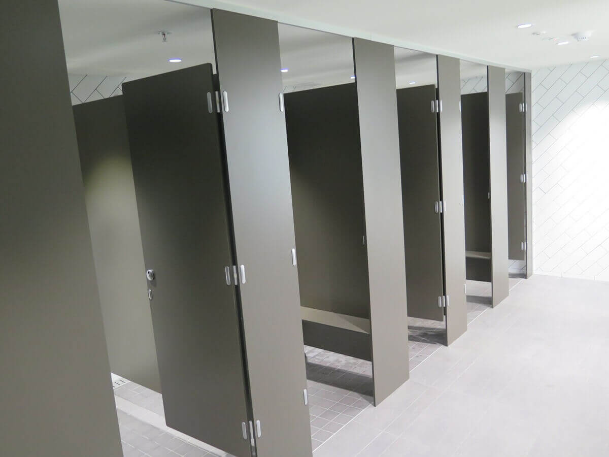 Commercial Toilet Partitions Suppliers In Australia Cubispec