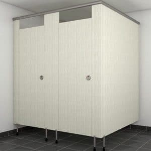 Podium Toilet Partition