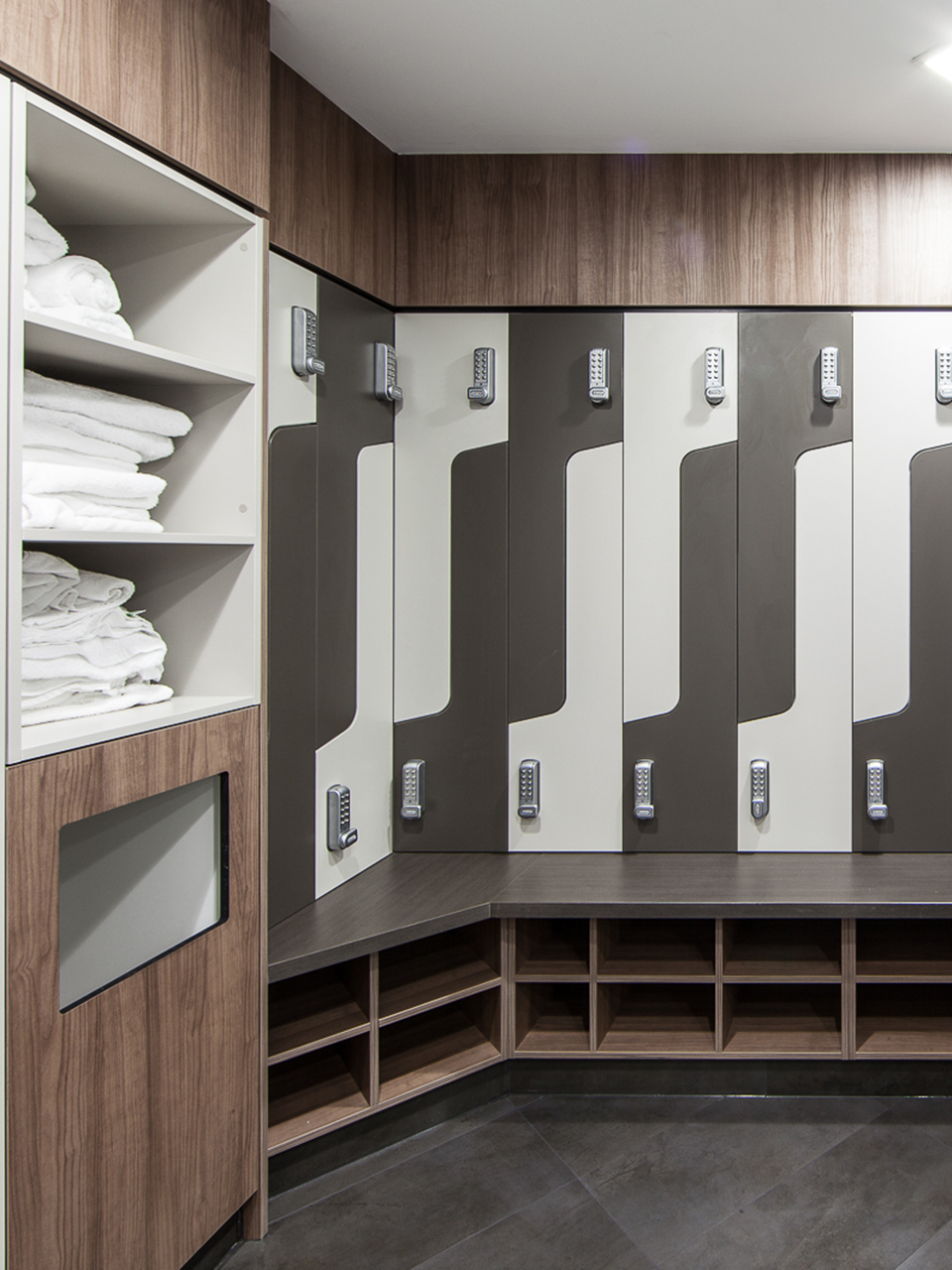 CUBILOC LOCKERS