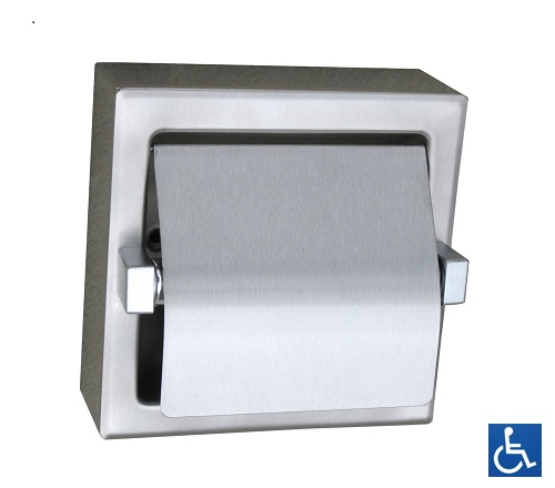 ML261SM Single Toilet Roll Holder