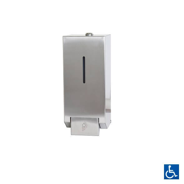ml681ssf foam soap dispenser