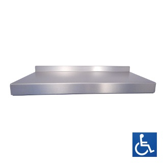 ANMB_400MMSHELF Antimicrobial 400mm Shelf