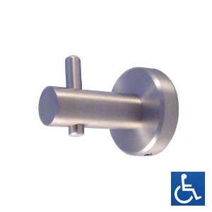ANMB_700ROBEHOOK Antimicrobial Robe Hook