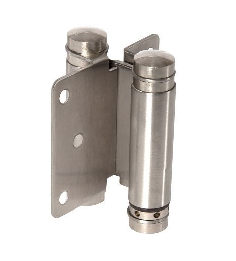 ML209_DBLACT Double Action Spring Hinge SS