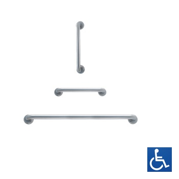 ML327-ML336 Series Straight Grab Rails