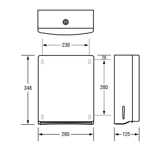 ml-725 ar-paper-towel-dispenser-dwg
